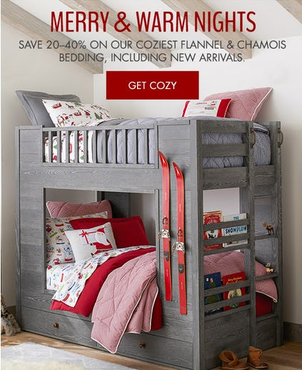 Save 20-40% on Select Bedding
