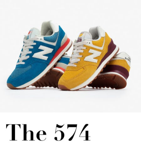 A Fresh Vintage from New Balance