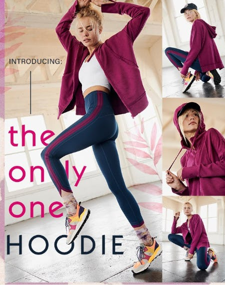 Introducing: The Only One Hoodie