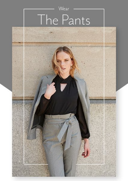 GREY: Fall in Love with the Color of the Season from White House Black Market