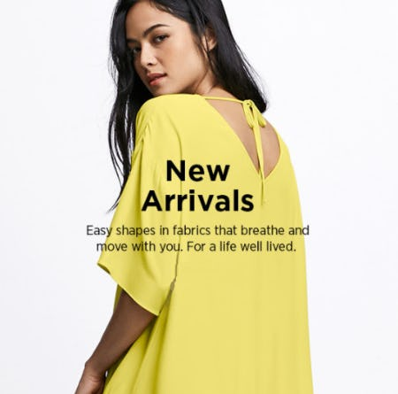 Shop Our New Arrivals from Eileen Fisher