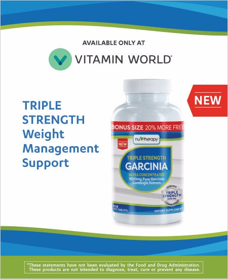 New Product at Vitamin World!