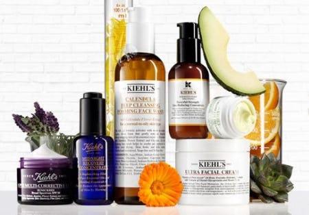 Healthy Skin Essentials from Kiehl's