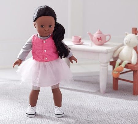 Gotz Zoey Doll from Pottery Barn Kids