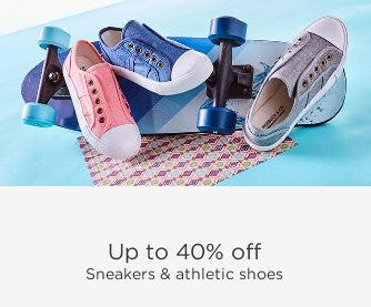 Up to 40% Off Sneakers & Athletic Shoes from Sears