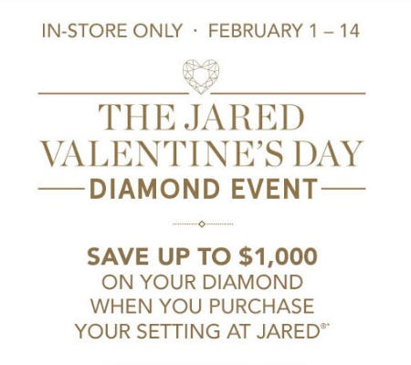 Ashley Park Up to 1000 Off During Our Valentines Day
