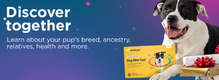 Embark DNA Kits from Petco Supplies & Fish