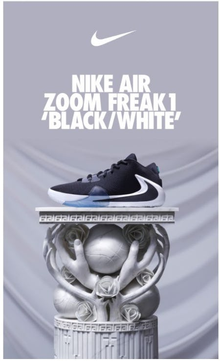 Introducing the Nike Air Zoom Freak 1 from Nike