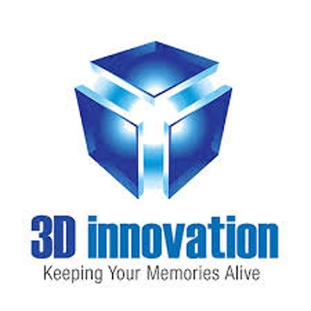 3d Innovation VR Logo