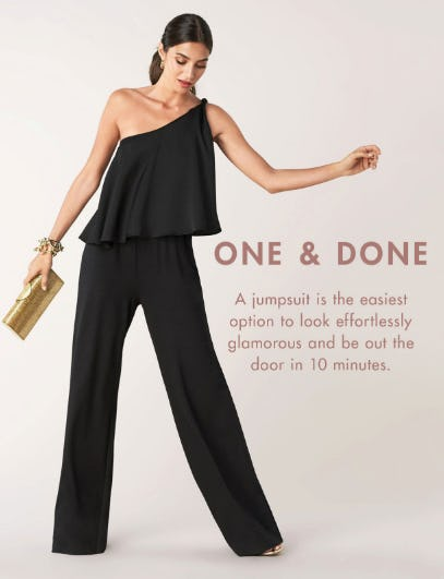 Most-Wanted Jumpsuits