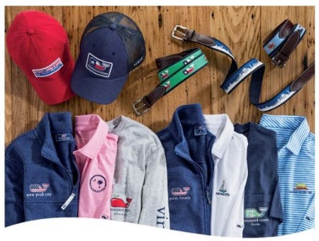 Our Favorite Places Collection from vineyard vines
