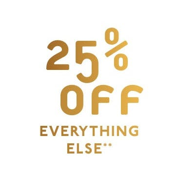 25% Off Everything Else from Madewell