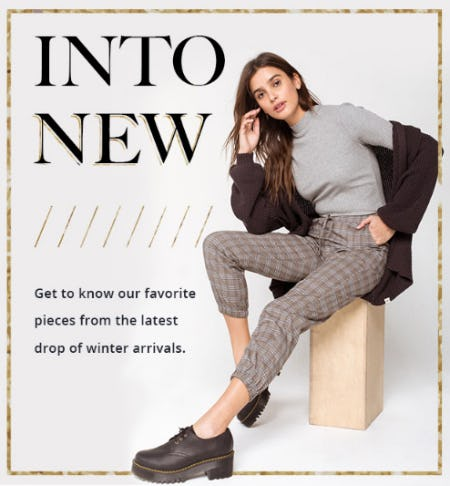 Into New from Nordstrom