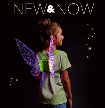 Made with Magic: New Arrivals from Disney Store