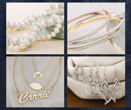Jewelry to Wear With Jeans from Zales Jewelers