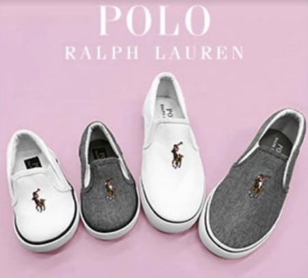 Bal Harbour II Casual Shoes by Polo Ralph Lauren
