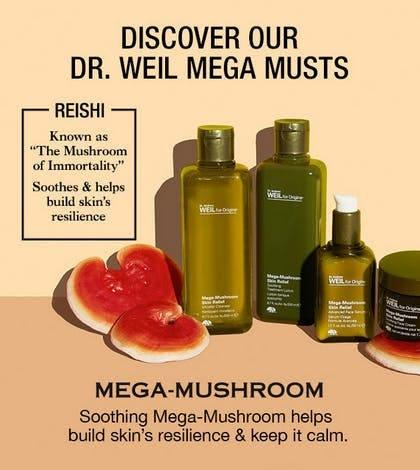 Dr. Weil Mega Musts