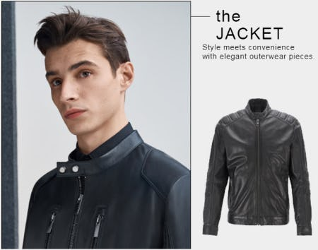 The Jacket BOSS from Hugo Boss
