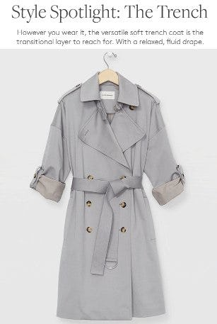 Outerwear for Everywhere from Club Monaco