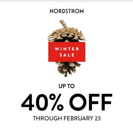 Nordstrom Winter Sale from Nordstrom