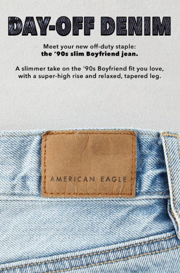 Meet Your New Off-Duty Staple from American Eagle Outfitters