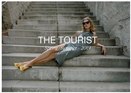 Enhace your Wardrobe with The Tourist