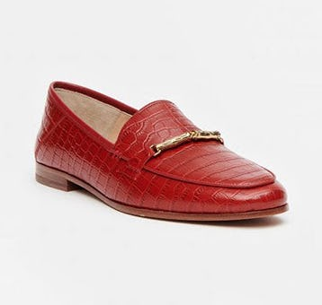 New Red Dillon Loafer from J. Mclaughlin
