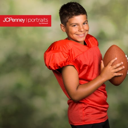 Game Day Photography Event from JCPenney Portraits