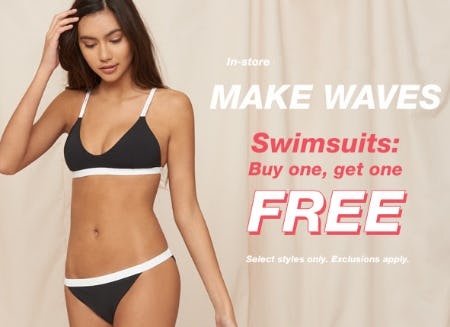 BOGO Free Swimsuits