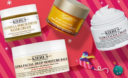 Winter-Ready Moisturizers from Kiehl's