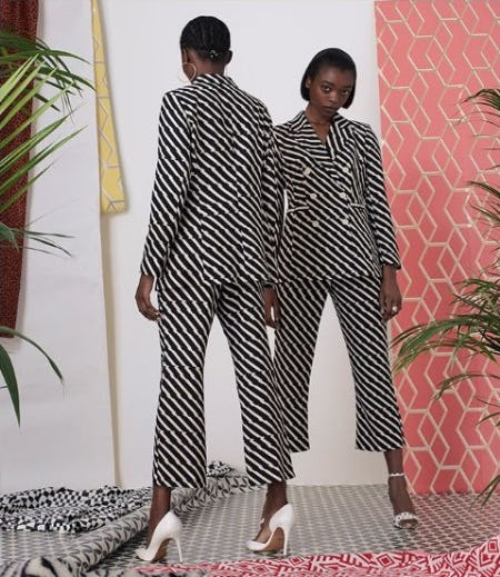 Introducing the Latest Trend: Pattern Recognition from Topshop