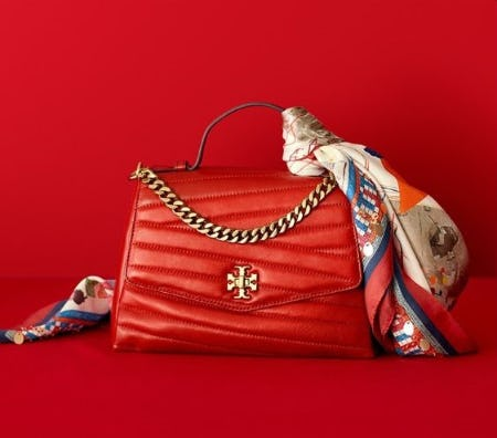 To Give or to Get: Kira Handbags from Tory Burch