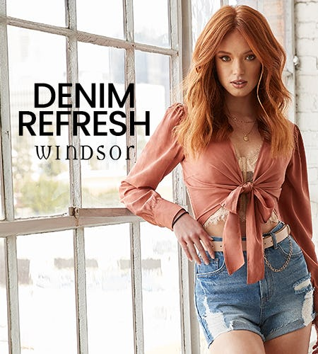 Denim Refresh from Windsor