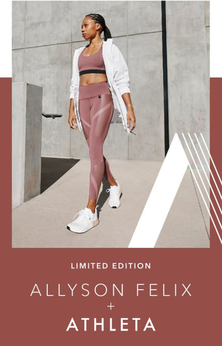 The Next Chapter is Here from Athleta