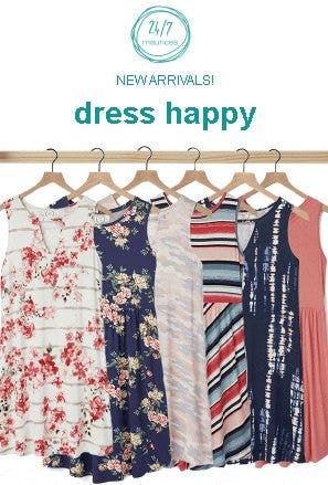 Meet Our 24/7 Dresses