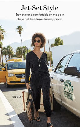 Jet-Set Style from Neiman Marcus