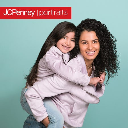 Mini Me Photo Event from JCPenney Portraits