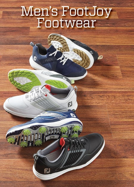 Men's FootJoy Footwear from Golf Galaxy