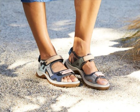 ECCO Yucatan: Versatile Outdoor Sandals from ECCO