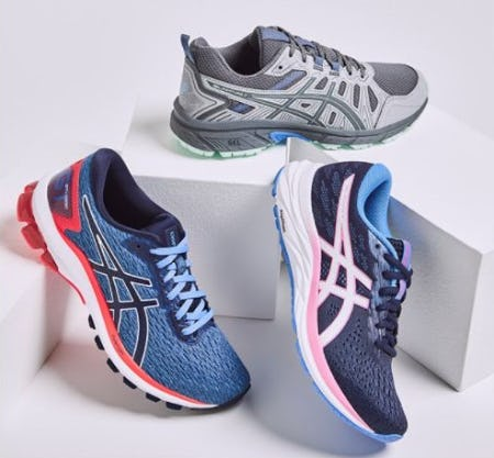 Asics: The Best in Comfort from DSW Shoes