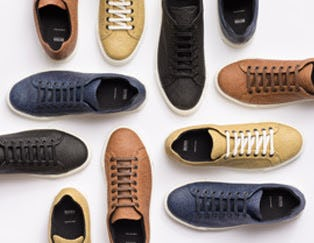 The Piñatex® Sneakers from Boss