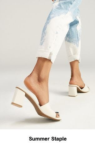Your New Favourite Slip-On Sandals from ALDO
