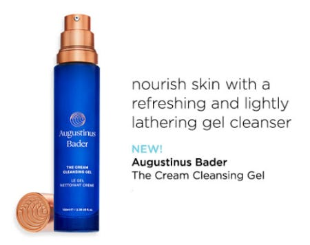 The Cream Cleansing Gel from Bluemercury