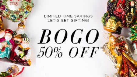 BOGO 50% Off from PAPYRUS