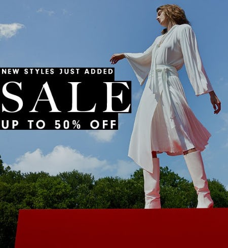 Sale Up to 50% Off from Neiman Marcus