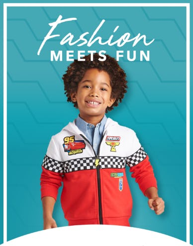 New Fashion for Kids from Disney Store