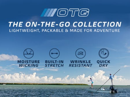 The On-The-Go Collection from vineyard vines