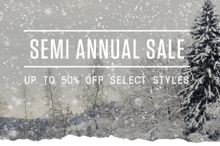 Semi Annual Sale: Up to 50% Off Select Styles from Merrell