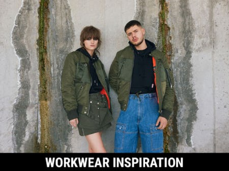 Spring '20 Collection: Workwear Inspiration from Diesel