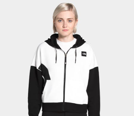 The Women's Geary Full Zip Hoodie from The North Face